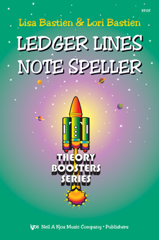 Theory Boosters: Ledger Line Note Speller